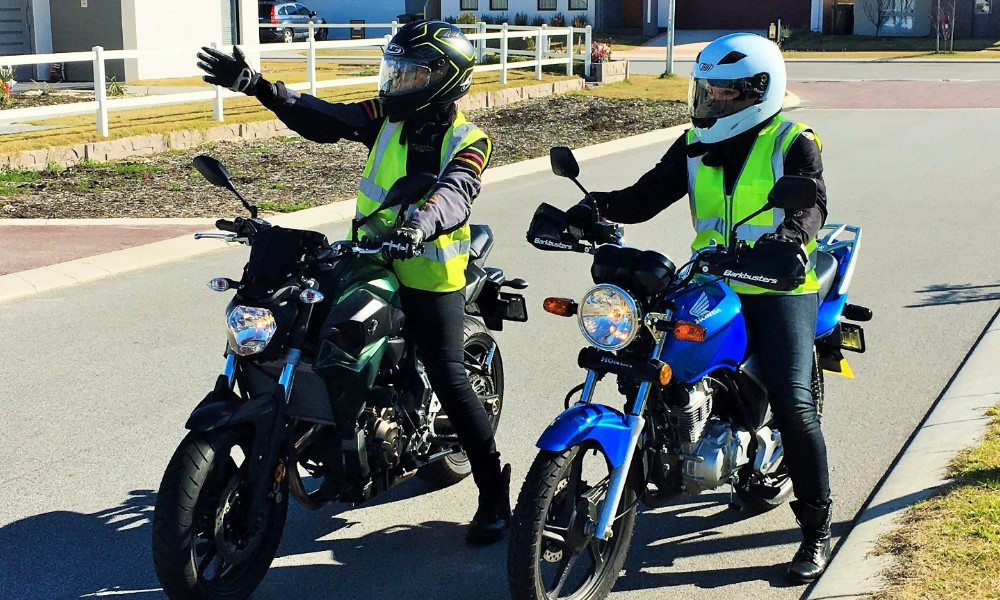 how to get your motorcycle license nsw