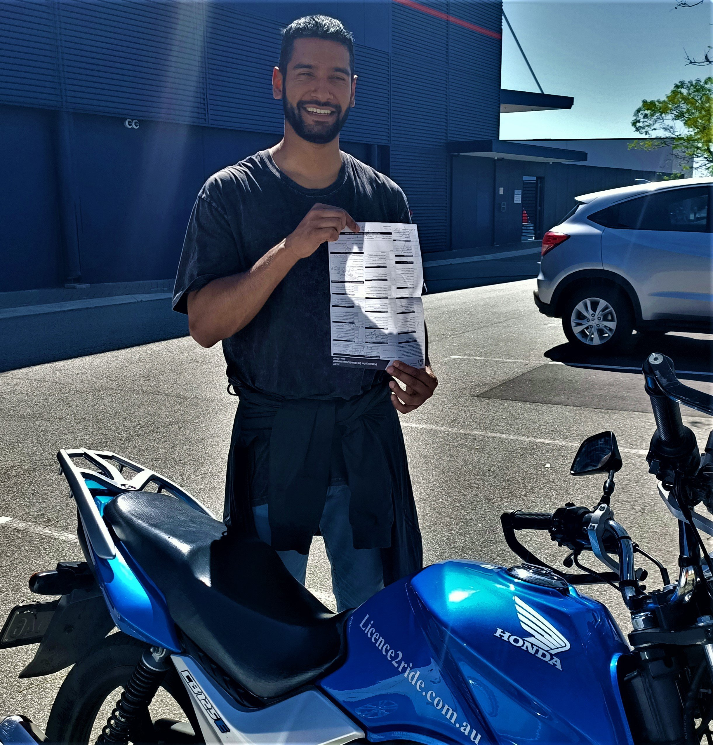 Motorcycle Lessons Perth 'Licence 2 Ride'